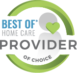 Best OF Care Provider of Choice