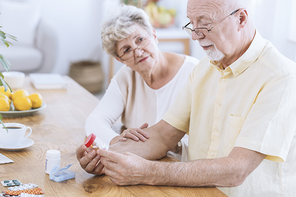 For seniors who have been diagnosed with heart disease, it's critical to take prescription medications correctly.