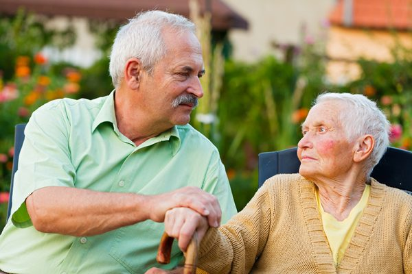 adult son needing respite care services for senior mother