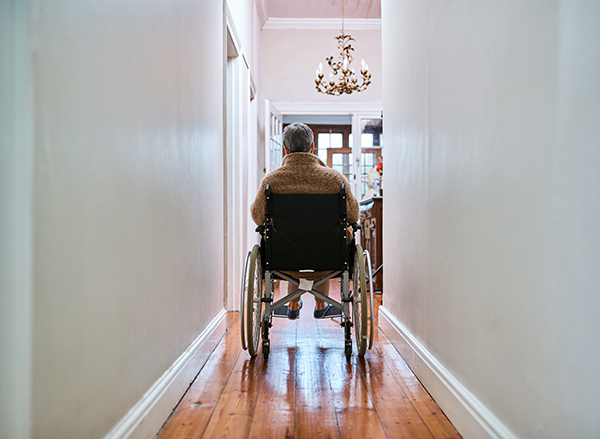 wheelchair home modifications